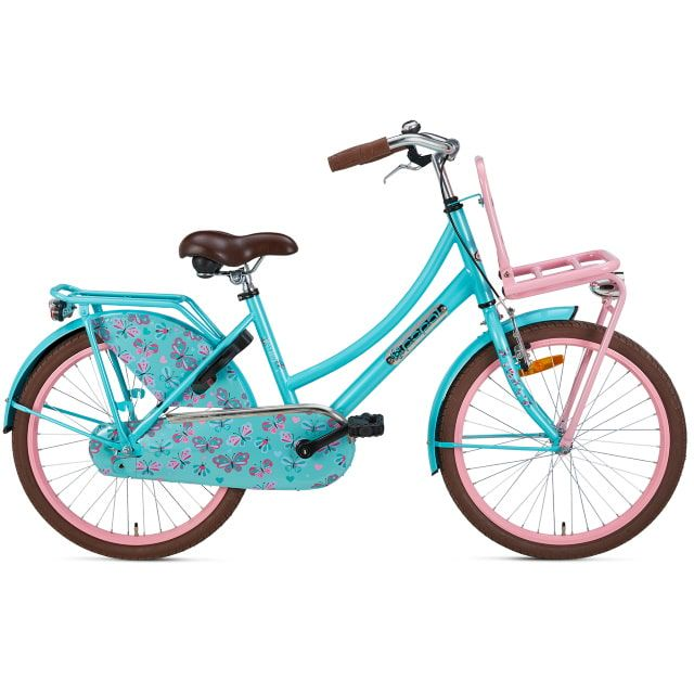 Popal Daily Dutch Basic 22 inch Turquoise Roze