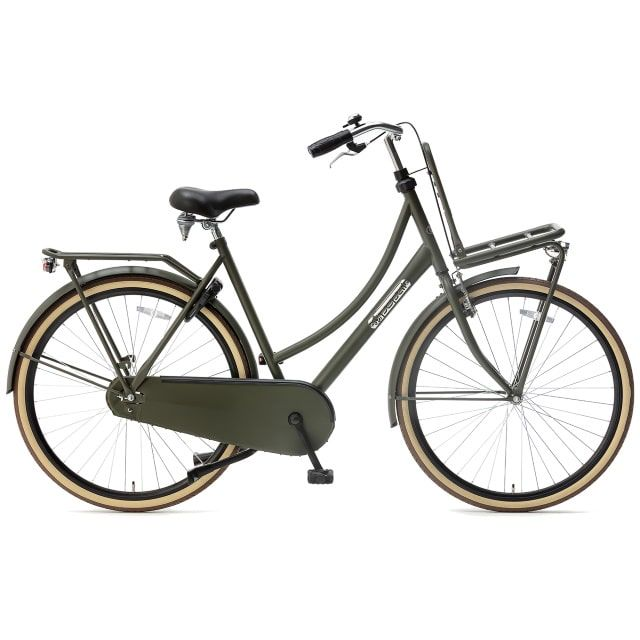 Popal Daily Dutch Basic 28 inch Army Green