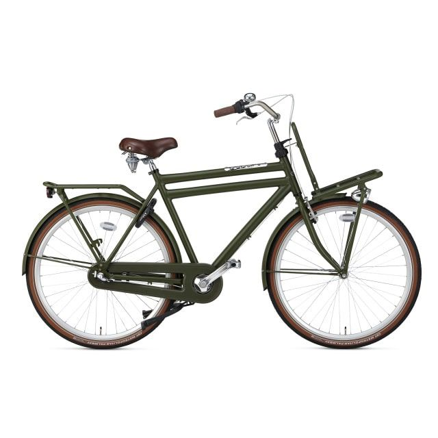 Popal Daily Dutch Prestige N3 RN 28 inch Army Green