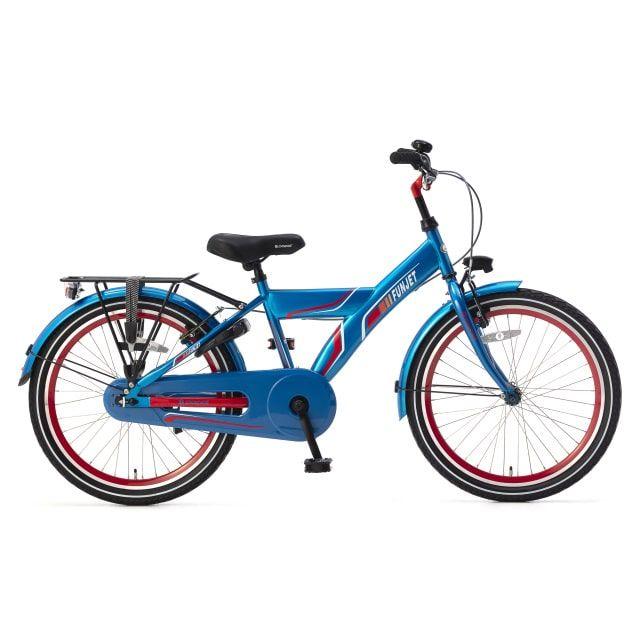 Popal Funjet X 22 inch Blauw Rood