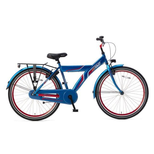 Popal Funjet X 26 inch Blauw Rood