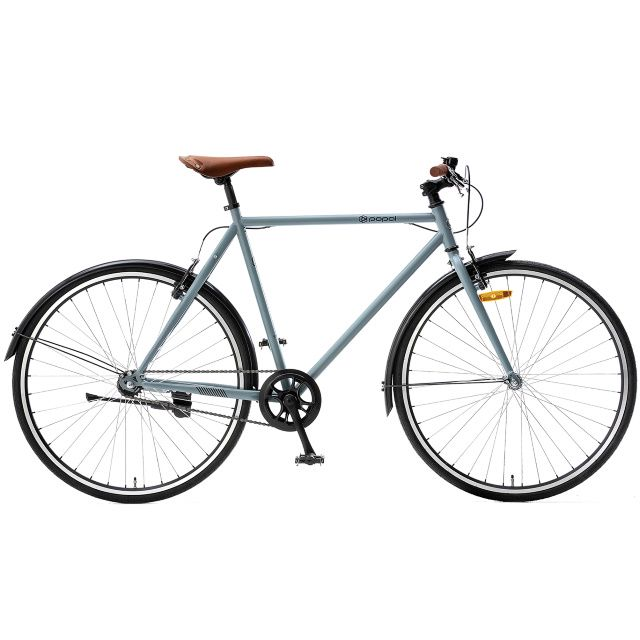 Popal Valther 1 Speed 28 inch 50 cm Concrete Grey