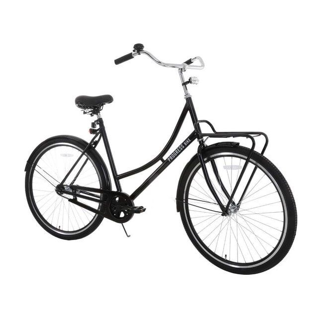 Progress Bike Stadsfiets 28 inch 56 cm Zwart S