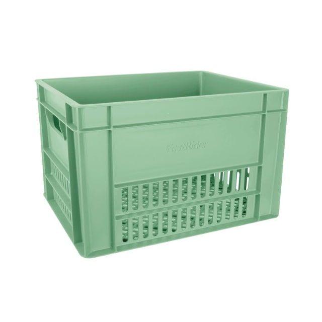 ROJO Fietskrat Mint Groen 43X35X27