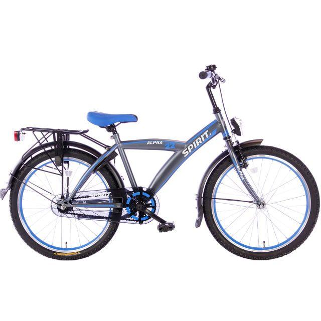 Spirit Alpha 22 inch Blauw