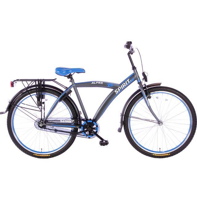 Spirit Alpha 26 inch Blauw