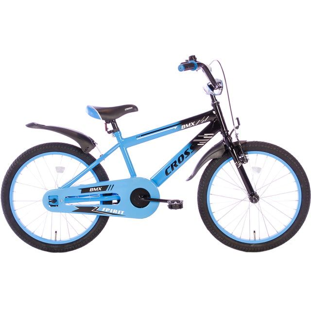 Spirit BMX Cross 20 inch Blauw
