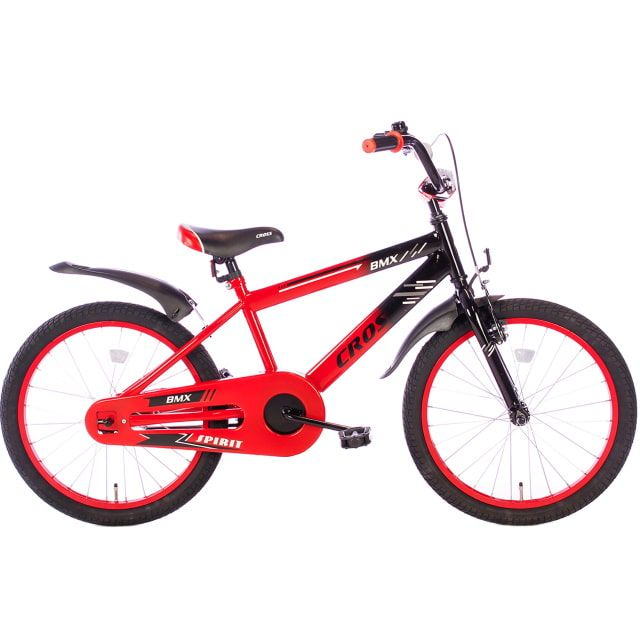 Spirit BMX Cross 20 inch Rood