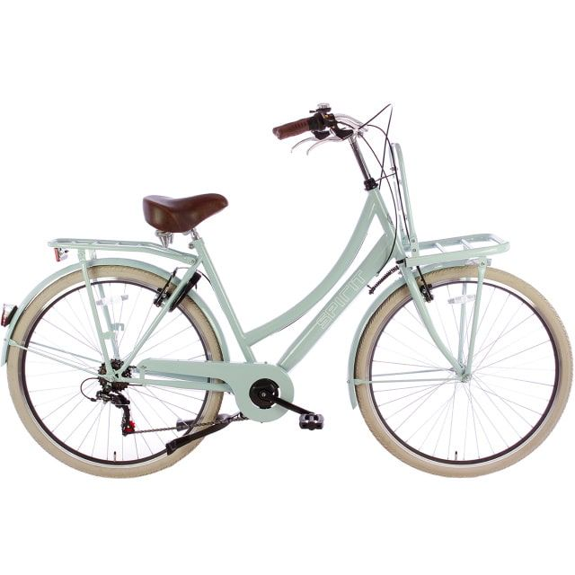 Spirit Transporter 6 Speed Damesfiets 28 inch 57 cm Groen