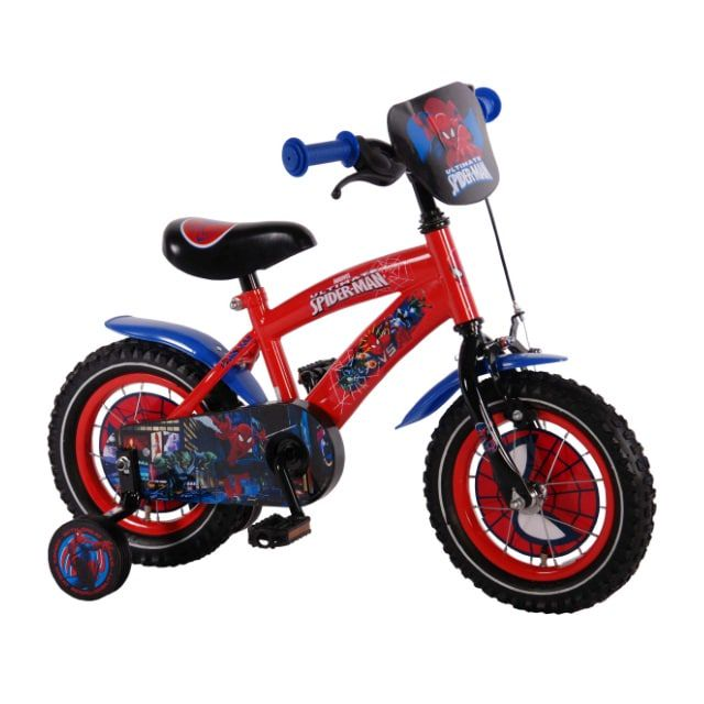 Ultimate Spider-Man 12 inch Jongensfiets