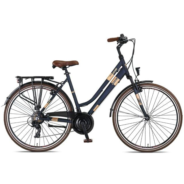 Umit Ventura Dames 21SP 28 inch 53 cm Blue Brown