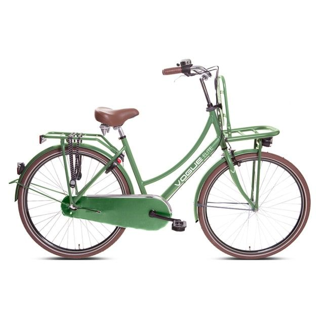 Vogue Elite Dames 3 Versnellingen 28 inch Green