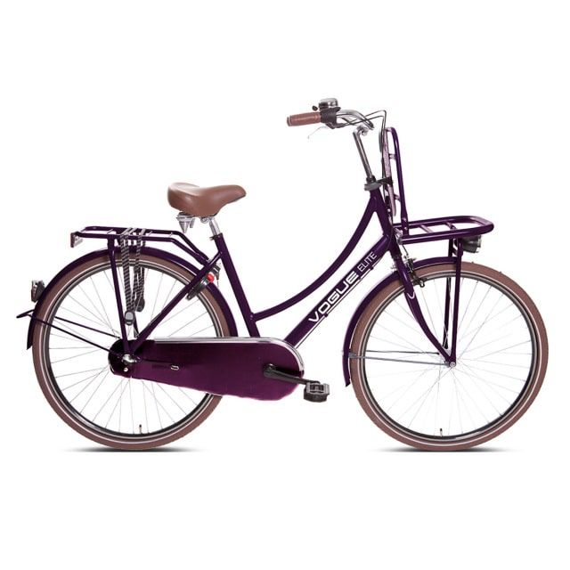 Vogue Elite Dames 3 Versnellingen 28 inch Purple