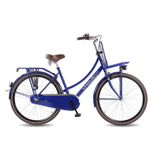 Vogue Elite Transportfiets N3 28 inch Marine Blauw