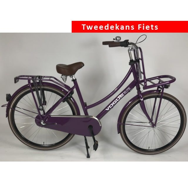 Vogue Elite Dames 3SP 28 inch 50 cm Purple Tweede Kans