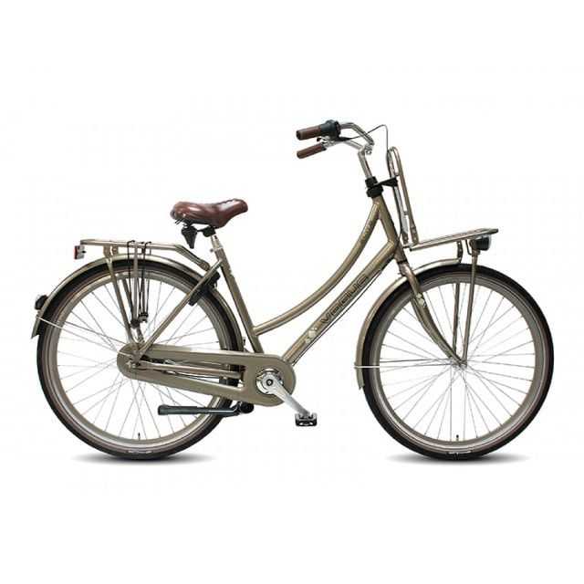 Vogue Elite Transportfiets N7 28 inch Platinum