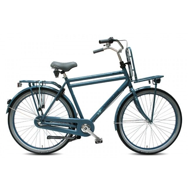 Vogue Elite Heren 3 Versnellingen 28 inch Ice Blue