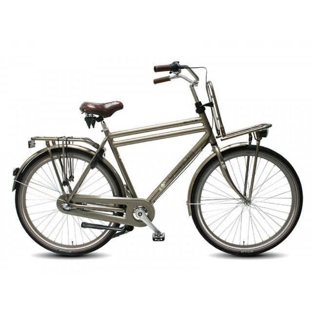 Vogue Elite Transportfiets Heren N3 28 inch Platinum
