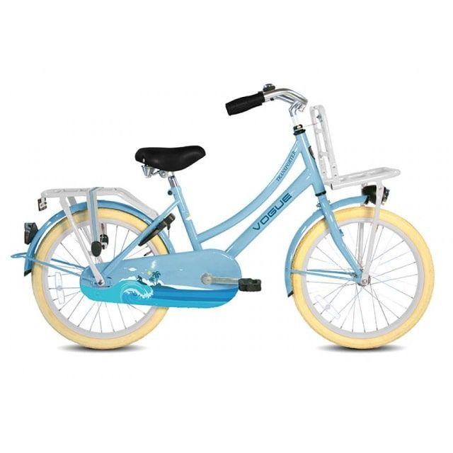 Vogue Transporter 20 inch Blue