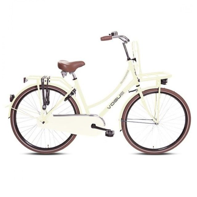 Vogue Transporter 28 inch Cream