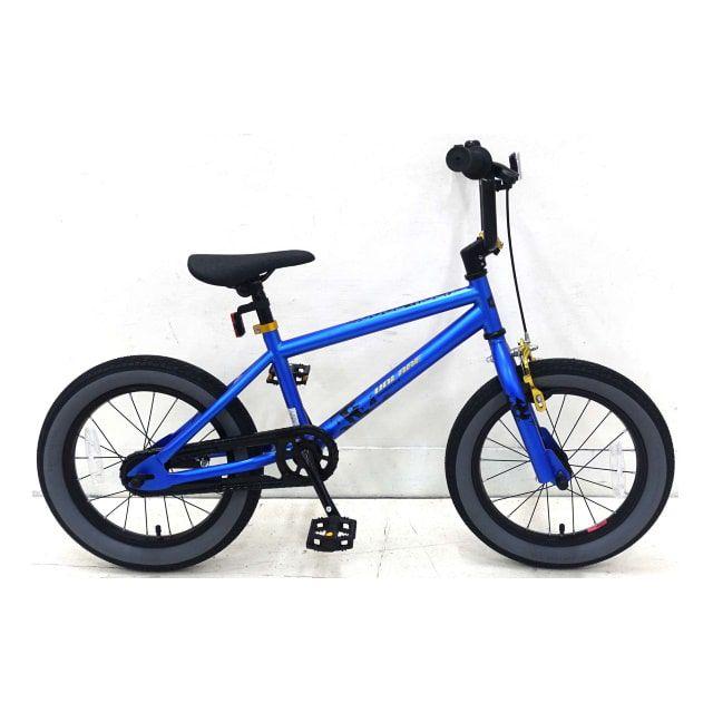 Volare Cool Rider BMX Crossfiets 16 inch Blauw