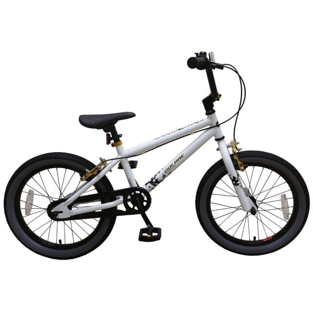 Volare Cool Rider Kinderfiets Jongens 18 inch Wit Prime Collection