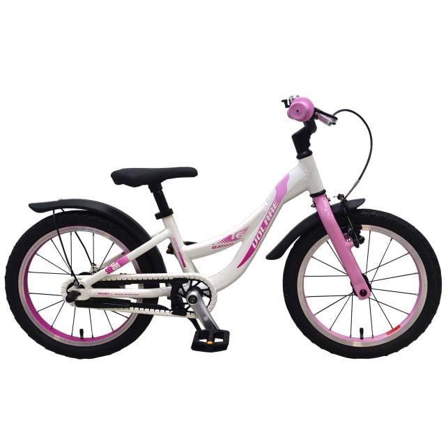 Volare Glamour Kinderfiets  Meisjes 16 inch Parelmoer Roze Prime Collection