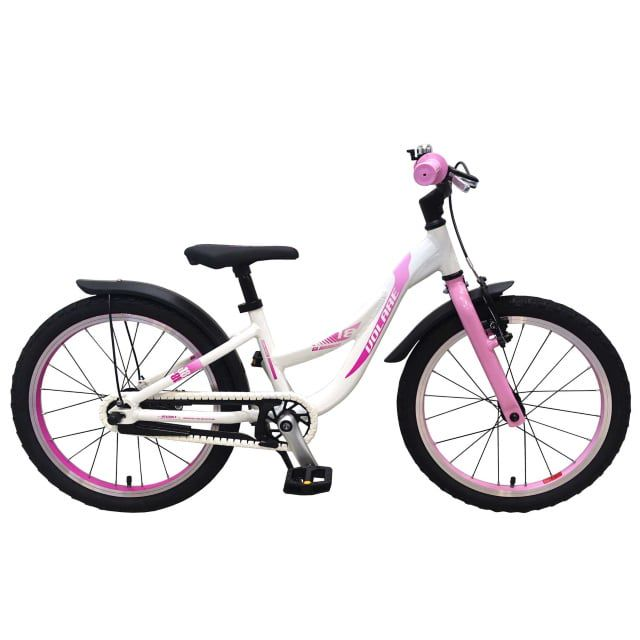 Volare Glamour Kinderfiets Meisjes 18 inch Parelmoer Roze Prime Collection