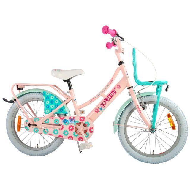 Volare Ibiza Kinderfiets Meisjes 18 inch Roze