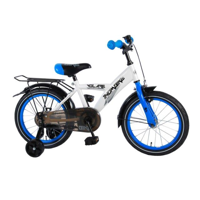 Volare Thombike 16 inch Wit Blauw