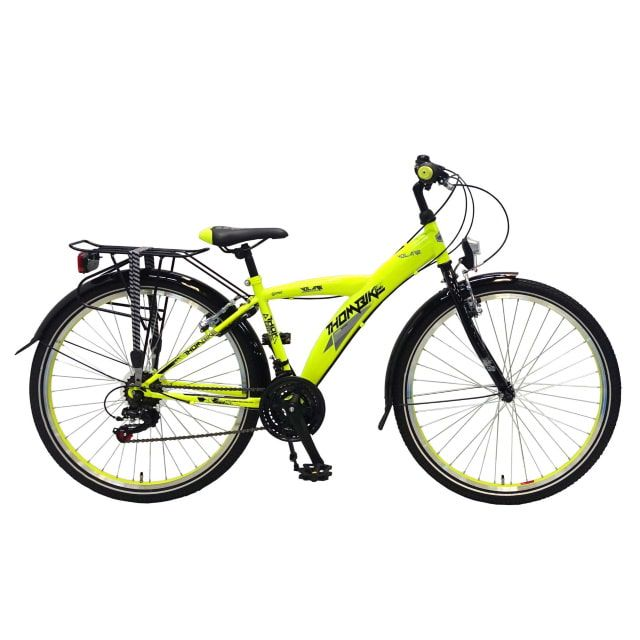 Volare Thombike City 21 Versnellingen 26 inch Neon Yellow Black
