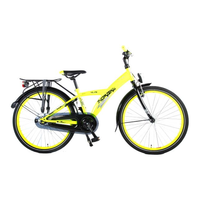 Volare Thombike City 24 inch Neon Yellow
