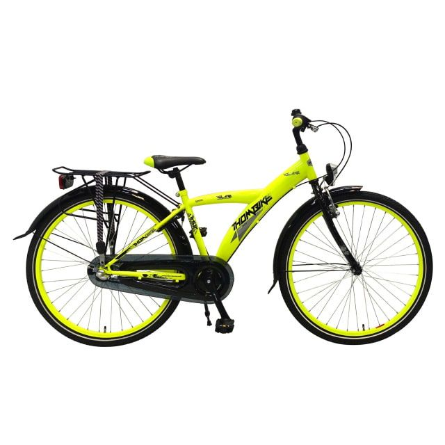 Volare Thombike City 26 inch Neon Yellow Black