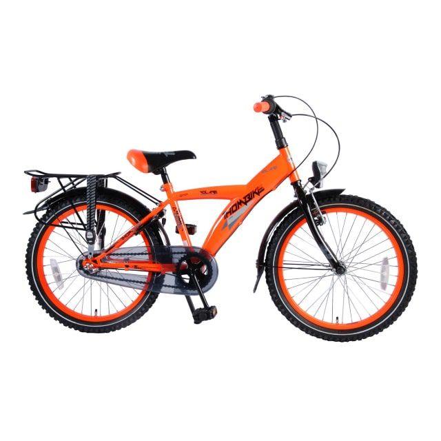 Volare Thombike City 3 Versnellingen 20 inch Oranje
