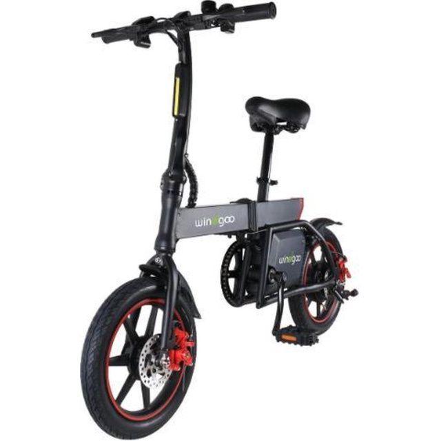 Windgoo B20 Elektrische Vouwfiets