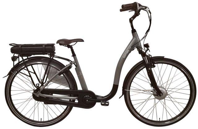 Bimas eComfort 7.1 Elektrische Damesfiets 28 inch 46 cm Cool Grey