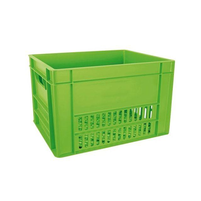 Cordo Fietskrat Lime Groen 43X35X27