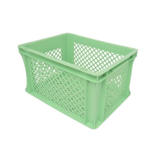 Cordo Fietskrat Mint Groen 40X30X22