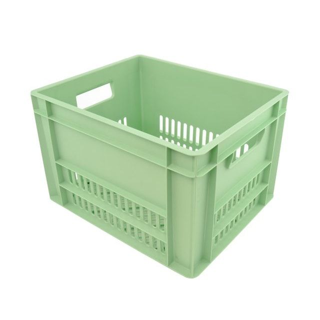 Cordo Fietskrat Mint Groen 43X35X27