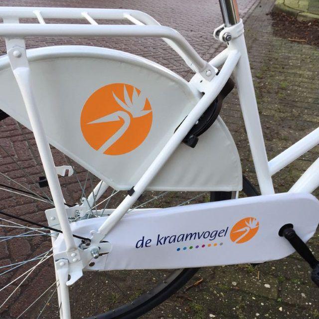 De Kraamvogel fiets (1)