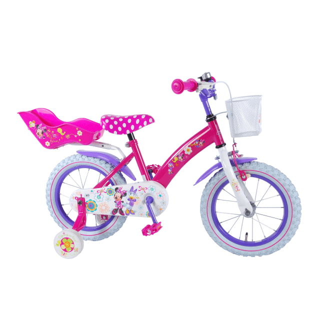 Disney Minnie Bow-Tique 14 inch Meisjesfiets