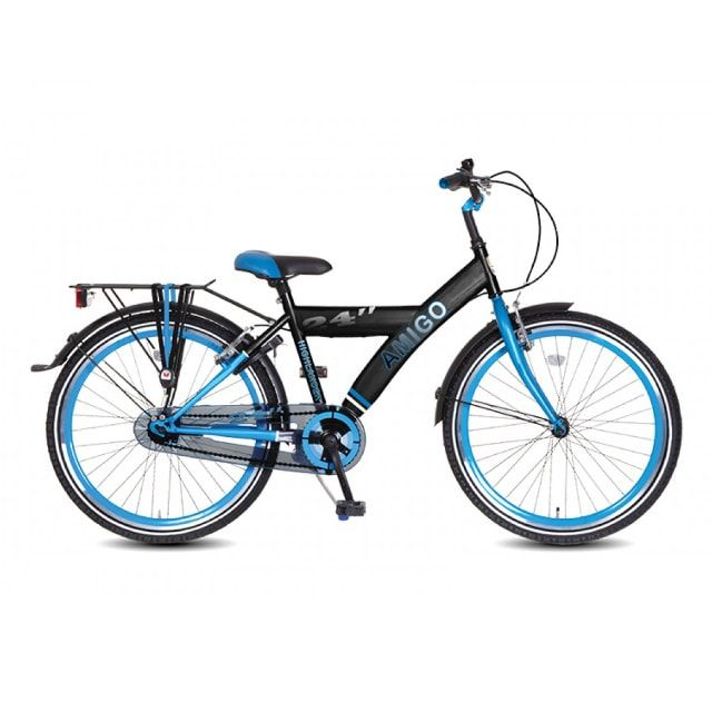 Highlander Amigo 20 inch Black Blue