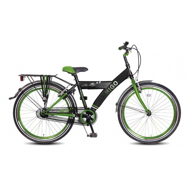 Highlander Amigo 20 inch Black Green
