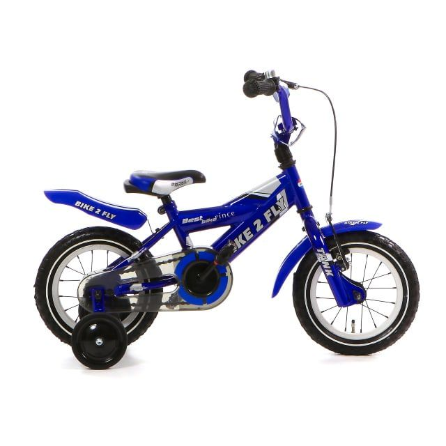 Popal Bike 2 Fly 12 inch Blauw