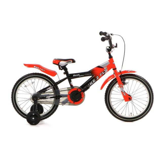 Popal Bike 2 Fly 16 inch Rood