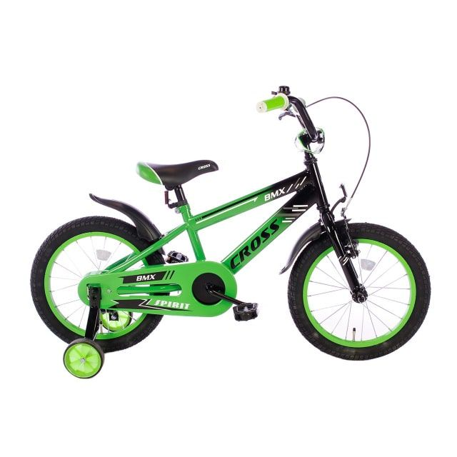 Spirit Cross 16 inch Groen