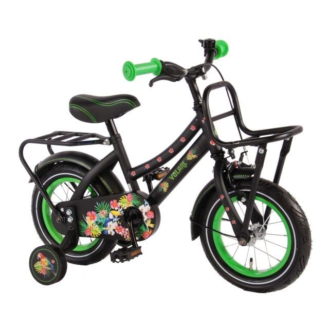 Volare Tropical Girls 12 inch Meisjesfiets
