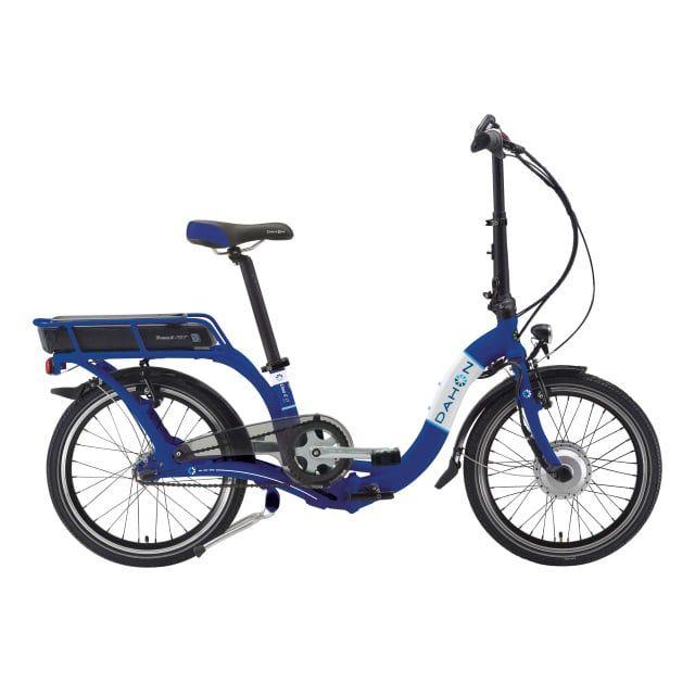 Dahon Ciao Elektrische Vouwfiets 20 inch Blauw