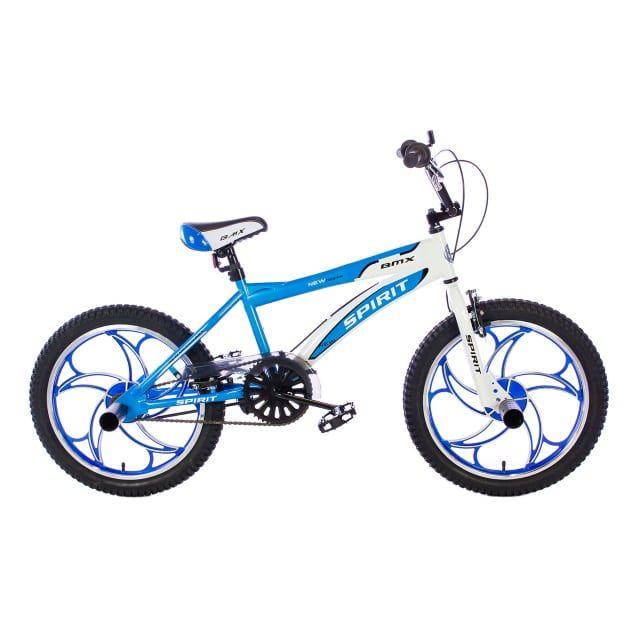 Spirit BMX Cheetah 20 inch Blauw
