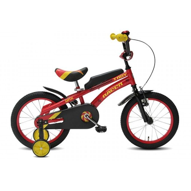 Troy Racer 16 inch Red